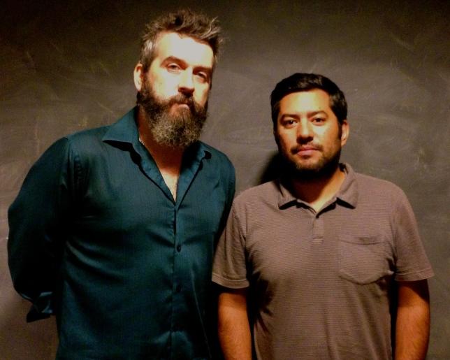 Frank Sherlock & Carlos Soto-Román